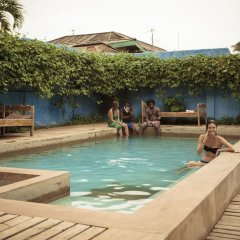 Somewhere Nice - Hostel бассейн