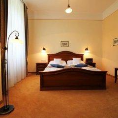 Отель LD Palace Bellaria Чехия, Франтишкови-Лазне - отзывы, цены и фото номеров - забронировать отель LD Palace Bellaria онлайн комната для гостей фото 4