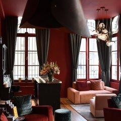 Hotel 't Sandt Antwerpen Антверпен гостиничный бар