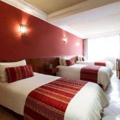 Отель Hôtel Casablanca Марокко, Касабланка - отзывы, цены и фото номеров - забронировать отель Hôtel Casablanca онлайн комната для гостей фото 5