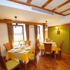 Отель Villa Kalina Болгария, Банско - отзывы, цены и фото номеров - забронировать отель Villa Kalina онлайн питание фото 3