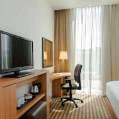 Отель Hampton by Hilton Amsterdam/Arena Boulevard Нидерланды, Амстердам - 2 отзыва об отеле, цены и фото номеров - забронировать отель Hampton by Hilton Amsterdam/Arena Boulevard онлайн удобства в номере фото 2