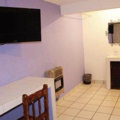 Отель Sierra Azul Мексика, Креэль - отзывы, цены и фото номеров - забронировать отель Sierra Azul онлайн комната для гостей фото 2