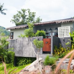 Отель Baan Talay Pool Villa с домашними животными