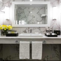 Гостиница Сопка ванная фото 2