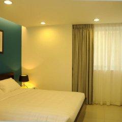 Отель Minh Khang Hotel Вьетнам, Хошимин - отзывы, цены и фото номеров - забронировать отель Minh Khang Hotel онлайн комната для гостей фото 2