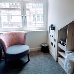 Rennie Mackintosh Hotel - Central Station комната для гостей