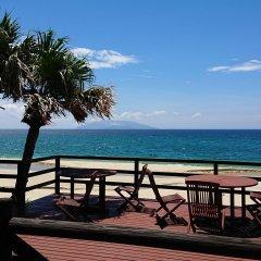 Отель Marine Blue Yakushima Якусима приотельная территория