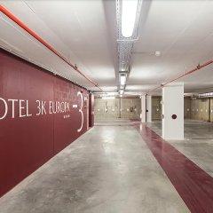 Hotel 3K Europa парковка