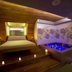 Отель Taba Luxury Suites бассейн