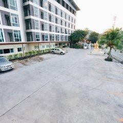 Отель Glory Place Hua Hin парковка