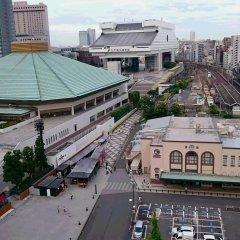 Pearl Hotel Ryogoku городской автобус