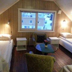 Отель Gullhaugen Pensjonat комната для гостей