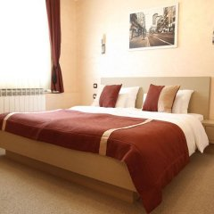 Отель Euro Garni Hotel Сербия, Белград - отзывы, цены и фото номеров - забронировать отель Euro Garni Hotel онлайн комната для гостей фото 5