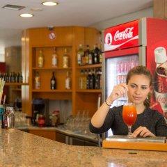 Отель Astron Hotel Rhodes Греция, Родос - отзывы, цены и фото номеров - забронировать отель Astron Hotel Rhodes онлайн гостиничный бар
