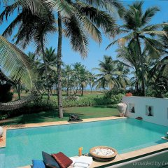 Отель Taj Exotica Resort & Spa, Goa бассейн