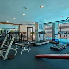 Tai-Pan Hotel фитнесс-зал