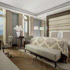 Отель Royal Savoy Lausanne комната для гостей