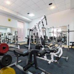 Гостиница К-Визит фитнесс-зал фото 4