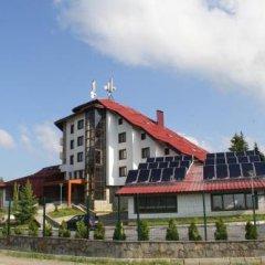 Hotel Coop Rozhen Чепеларе вид на фасад