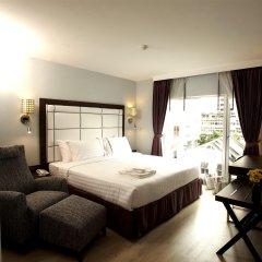 Отель Sukhumvit Suites комната для гостей фото 5