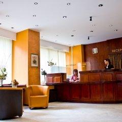 Отель Harmony Чехия, Прага - 12 отзывов об отеле, цены и фото номеров - забронировать отель Harmony онлайн интерьер отеля фото 3