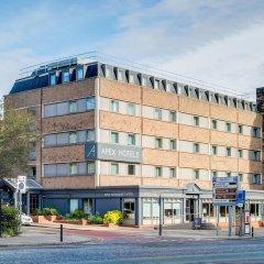 Отель Apex Haymarket Эдинбург вид на фасад фото 2
