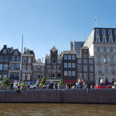 Hotel Old Quarter Амстердам приотельная территория