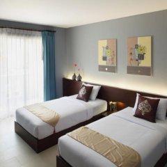 Отель Samkong Place Улучшенный номер с различными типами кроватей
