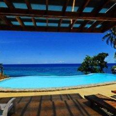 Отель East Coast White Sand Resort Филиппины, Анда - отзывы, цены и фото номеров - забронировать отель East Coast White Sand Resort онлайн бассейн фото 2