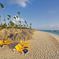 Отель Iberostar Dominicana All Inclusive Доминикана, Пунта Кана - 6 отзывов об отеле, цены и фото номеров - забронировать отель Iberostar Dominicana All Inclusive онлайн пляж