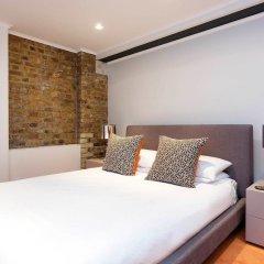 Отель Veeve - Soho House Великобритания, Лондон - отзывы, цены и фото номеров - забронировать отель Veeve - Soho House онлайн комната для гостей фото 2