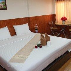 Отель The Siam Guest House комната для гостей