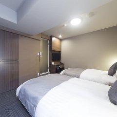 Отель Dormy Inn Toyama Япония, Тояма - отзывы, цены и фото номеров - забронировать отель Dormy Inn Toyama онлайн комната для гостей фото 3