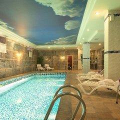 Отель Grand Erbil Алматы бассейн