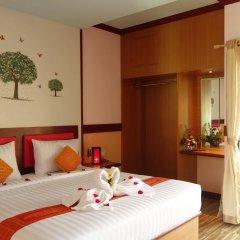 Отель Airport Phuket Garden Resort Таиланд, Такуа-Тунг - отзывы, цены и фото номеров - забронировать отель Airport Phuket Garden Resort онлайн комната для гостей фото 3
