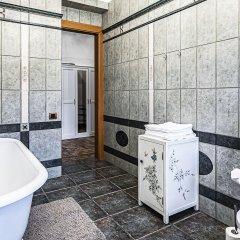 Отель RigaHome Grecinieku Латвия, Рига - отзывы, цены и фото номеров - забронировать отель RigaHome Grecinieku онлайн ванная фото 2