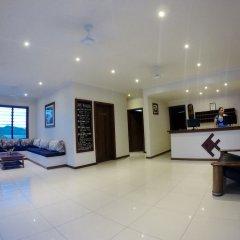 Отель Volivoli Beach Resort Фиджи, Вити-Леву - отзывы, цены и фото номеров - забронировать отель Volivoli Beach Resort онлайн интерьер отеля
