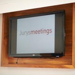 Отель Jurys Inn Glasgow удобства в номере
