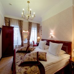 Бутик-отель Золотой Треугольник комната для гостей фото 10