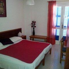 Отель Hostal Flamenco сейф в номере фото 2