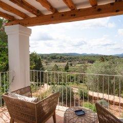 Отель Cas Gasi Испания, Санта-Инес - отзывы, цены и фото номеров - забронировать отель Cas Gasi онлайн балкон
