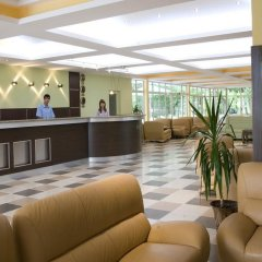 Отель Панорама Болгария, Албена - отзывы, цены и фото номеров - забронировать отель Панорама онлайн интерьер отеля фото 2