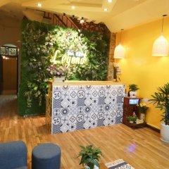 Отель Dalat Legend Homestay Далат интерьер отеля