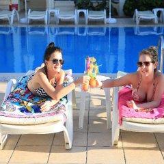 Club Amaris Apartment Турция, Мармарис - 1 отзыв об отеле, цены и фото номеров - забронировать отель Club Amaris Apartment онлайн питание фото 3