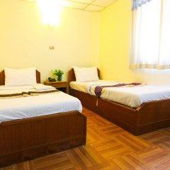Отель Wendy House Бангкок комната для гостей