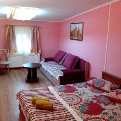 Гостиница Старый Замок Львов комната для гостей фото 4