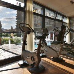 Отель Gstaad Palace фитнесс-зал