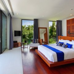 Отель Villa Padma комната для гостей фото 4