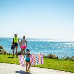 Отель Premier Fort Sands Resort Full Board Свети Влас приотельная территория